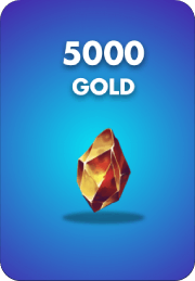 5000 Gold
